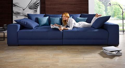 Didelė sofa su Spyruoklinis čiužinys