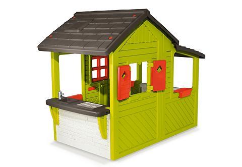 SMOBY Žaidimų namelis »Neo Floralie Haus«