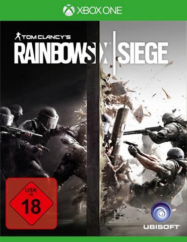 UBISOFT Tom Clancy's Rainbow Six Siege Xbox On...