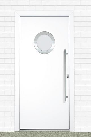 Plastikinės lauko durys »A908« Bx H: 1...