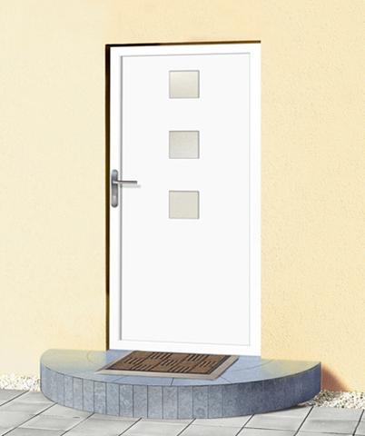 Durys »Claudia« Bx H: 100 x 210 cm wei...