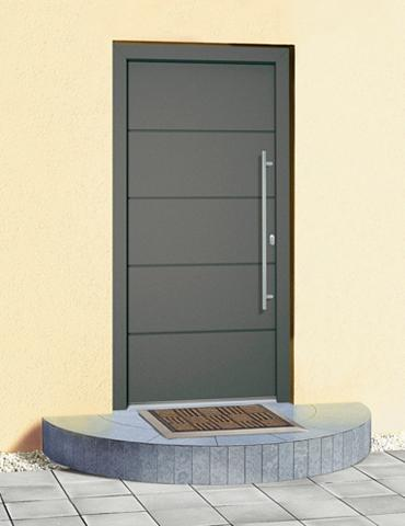Aliumininės lauko durys »Schweiz« Bx H...