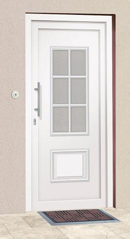 Plastikinės lauko durys »Estland« dury...