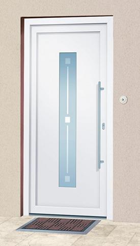 RORO Aliumininės lauko durys »Andorra« BxH:...