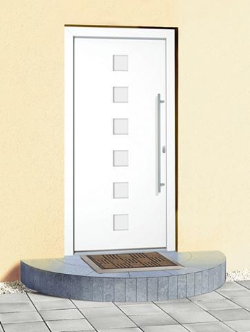 Aliumininės lauko durys »Italien« Bx H...