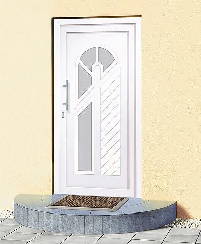 Plastikinės lauko durys »Japan« Bx H: ...