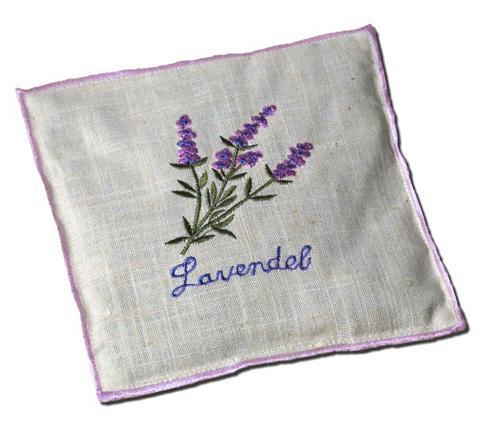 Aromatinė pagalvė »Lavendelblüten«