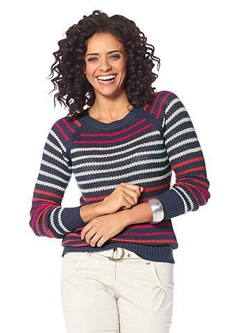 BOYSEN'S Dryžuotas megztinis