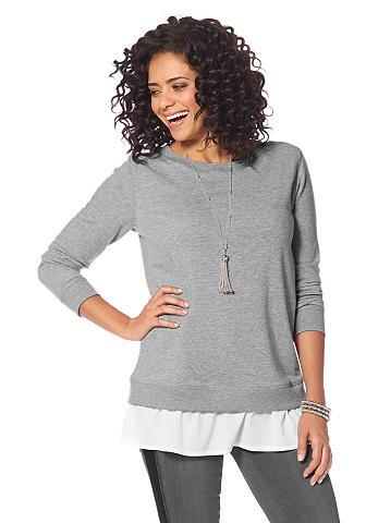 Sportinio stiliaus megztinis