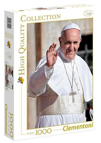Dėlionė 1000 Teile »Papst Franziskus«
