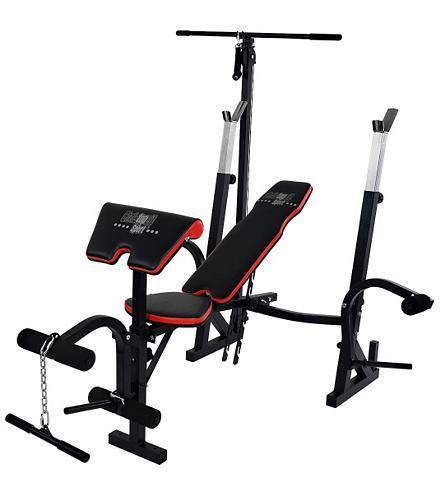 CHRISTOPEIT SPORT ® Treniruočių suoliukas »Power XL«