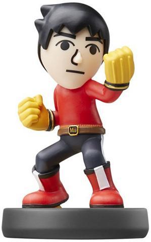 NINTENDO Wii U - Spiel »amiibo Smash Mii-Boxer ...