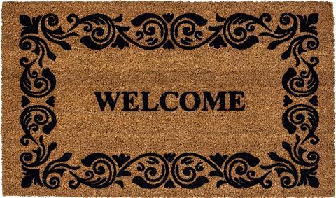 ASTRA Durų kilimėlis »Coco Welcome« rechteck...