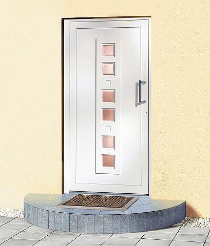 Plastikinės lauko durys »Modell« 80 Bx...