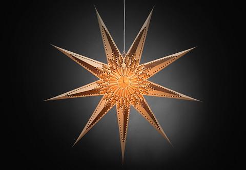Weißer Popierinė žvaigždė