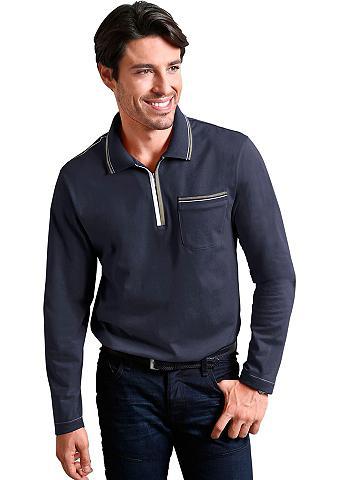 Polo marškinėliai su Seitenschlitze