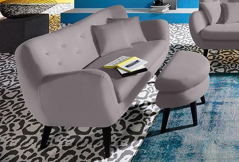 INOSIGN Dvivietė sofa im retro stilius