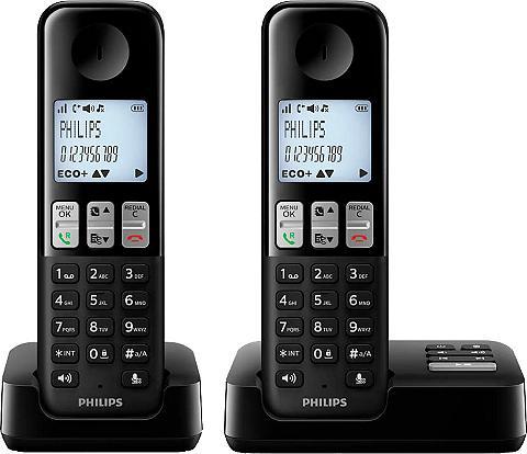 D2352 dvi Bevielis DECT Telefonų rinki...