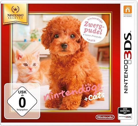 Nintendogs + Cats Zwergpudel & neue Fr...