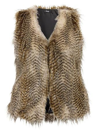 FRAPP Liemenė »Fake Fur«