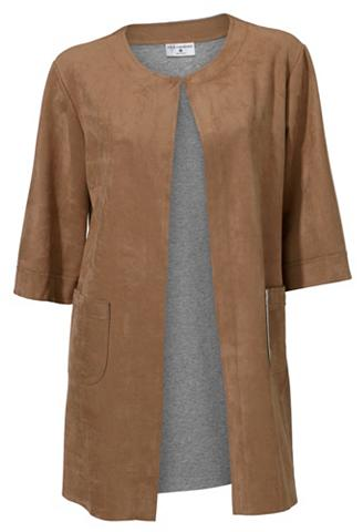 Dirbtinės odos paltas
