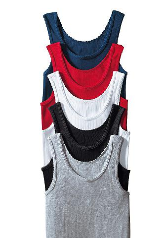 PETITE FLEUR Apatiniai marškinėliai (5 vienetai)