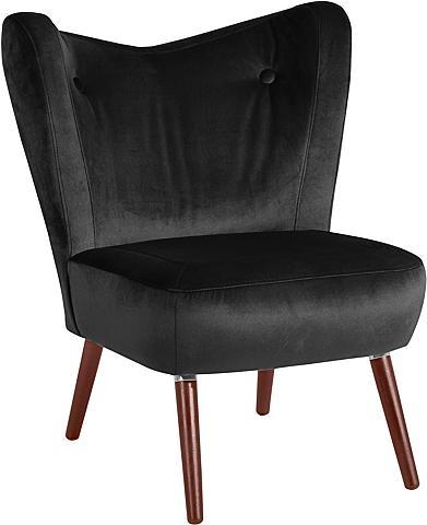 MAX WINZER ® Fotelis »Stella« im retro stilius