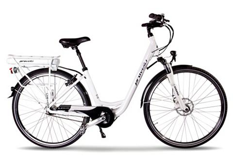 E dviratis City Moterims Pro Velo by S...