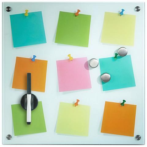 Priminimų lenta »Notes«