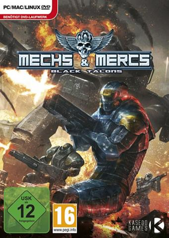 KALYPSO PC - Spiel »Mechs & Mercs: Black Talon...