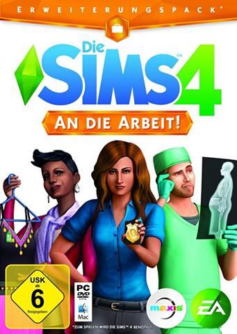 PC - Spiel »Die Sims 4 - An die Arbeit...