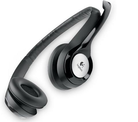 Ausinės »USB Ausinės H390 - 981-000406...