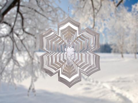 Lango dekoracija »Faceta«