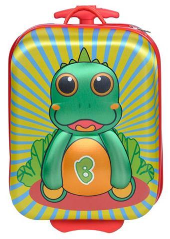 Vaikiškas lagaminas »Bouncie Dino«