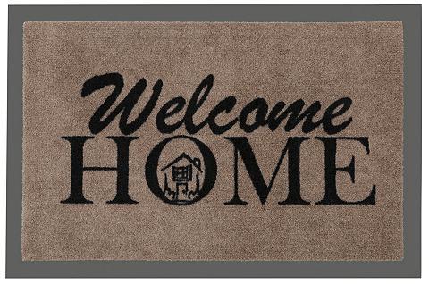 HANSE HOME Durų kilimėlis »Welcome Home« rechteck...