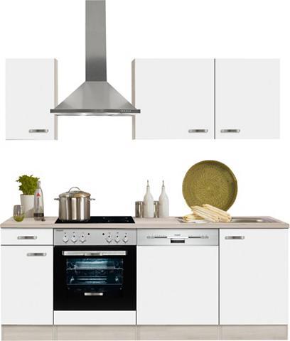 Virtuvės baldų komplektas su įmontuota...