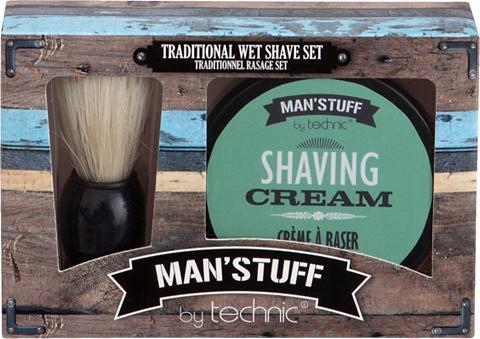 »Man'Stuff Close Shave« Skutimosi rink...