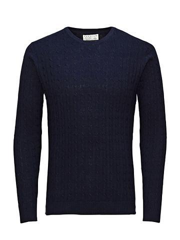 Jack & Jones Zopfstrick- megztinis