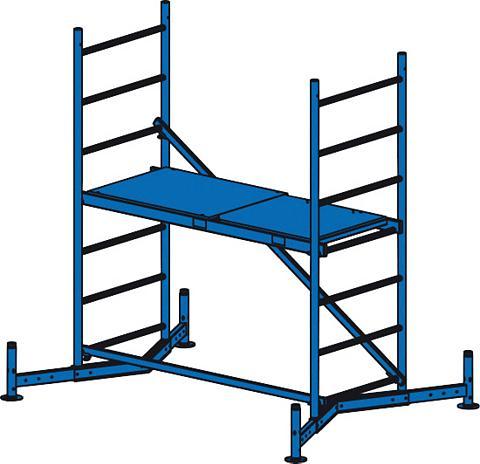 Pastolinės kopėčios »Clim Tec Alu«