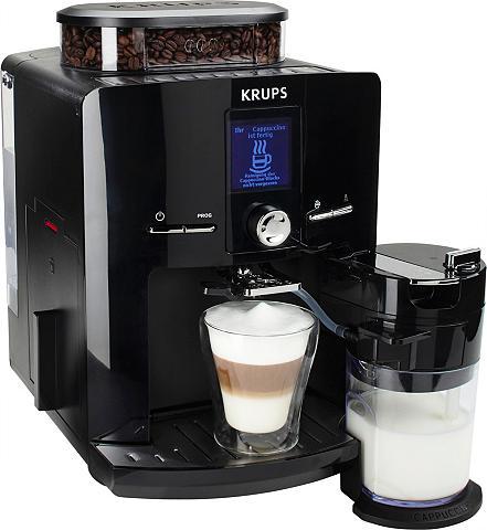 Krups Kaffeevollautomat EA8298 Latt´Espress ...