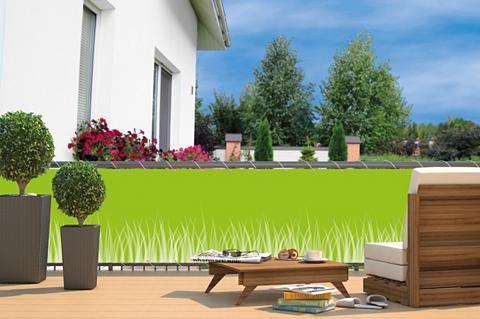 HECHT Balkono sienelė »Gras« BxH: 600x90 cm