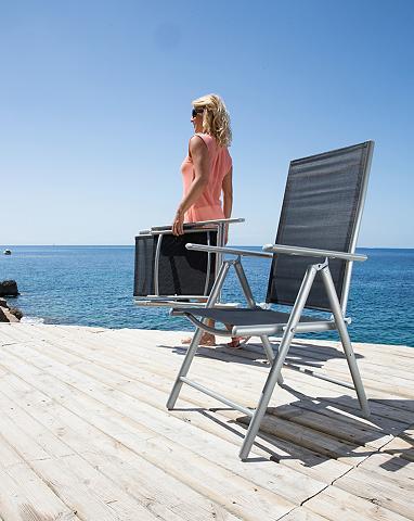 Poilsio kėdė »Lima« (2 vnt. rinkinys) ...