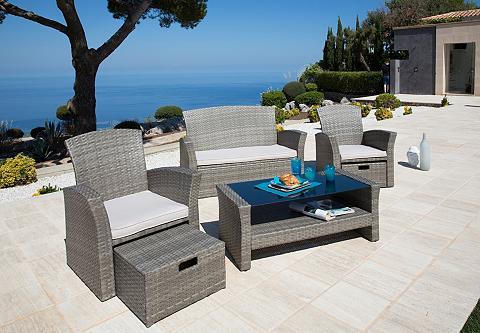 Sodo baldų komplektas »Salerno Premium...
