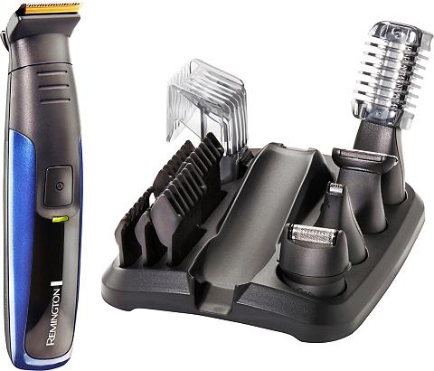 REMINGTON Körper- ir Bikinitrimmer Groom Kit Plu...