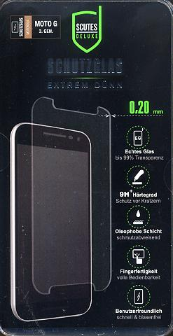 Schutzglas Motorola 3.Generation 020 m...