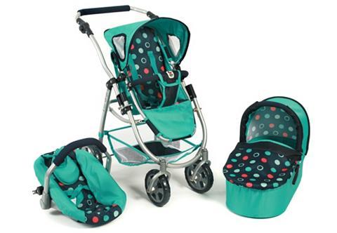 CHIC 2000 3-in-1 lėlės vežimėlis »Emot...
