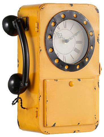 Sieninis laikrodis »Telefon«