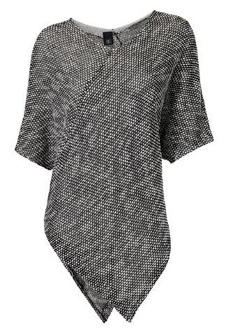 Ilgas megztinis Oversize tipo