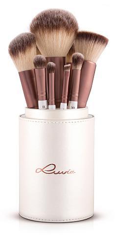 Luvia Cosmetics Kosmetikpinsel-Set »Prime Vegan« 15 da...