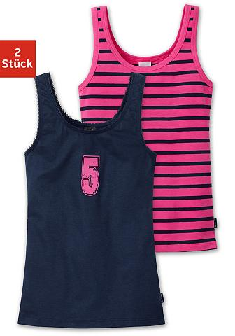 Marškinėliai be rankovių for girls (2 ...